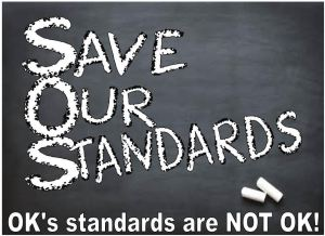 Save our standards without text